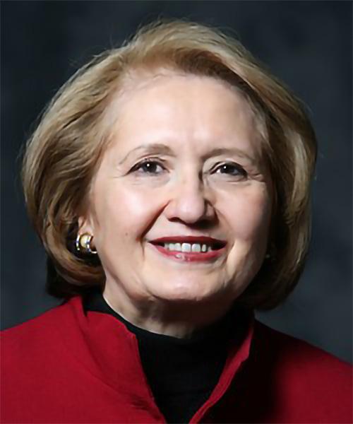 Melanne Verveer portrait
