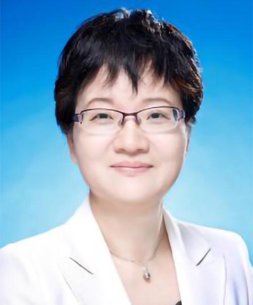 Liu Meng portrait