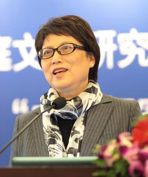 Zhang Lixi portrait