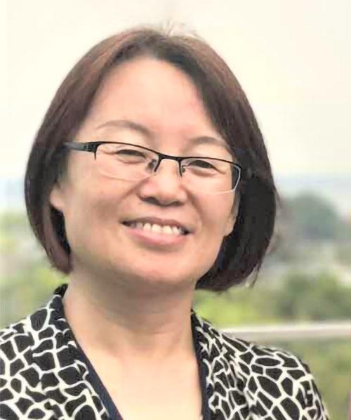 Pang Xiaopeng portrait
