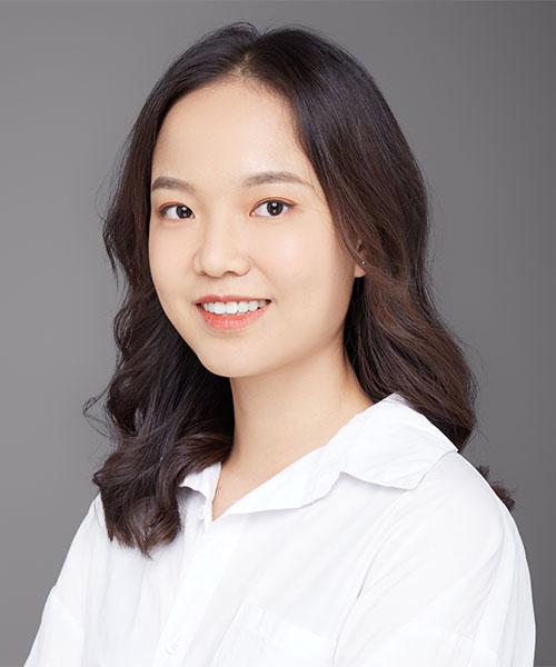 Huiling Zhou portrait
