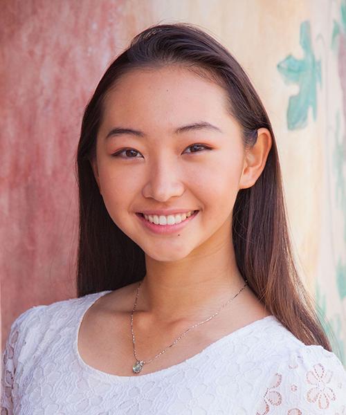 Coco Chai portrait