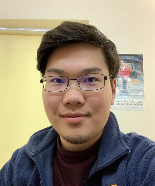 Gavin Xu headshot