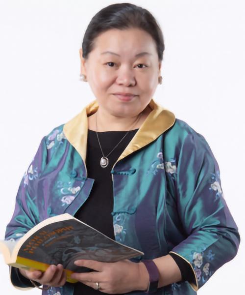 Ellen Zhang portrait