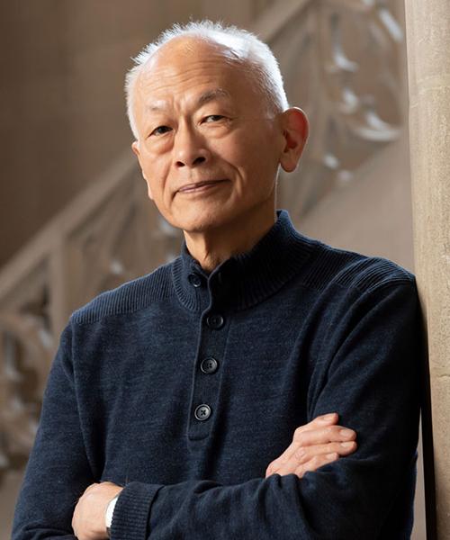David Wong portrait