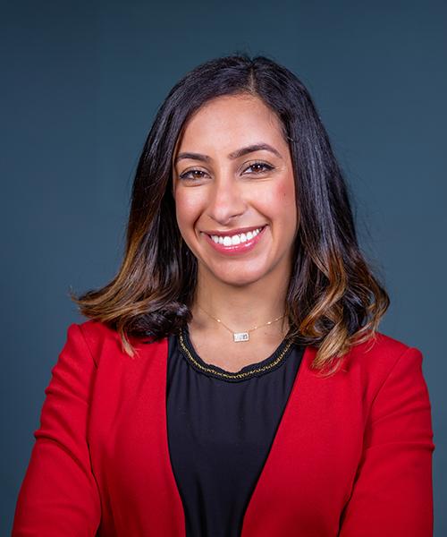 Dahlia Fateen headshot