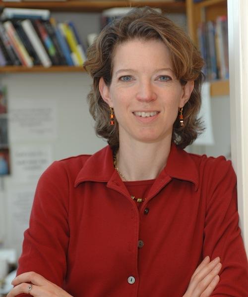 Heidi Elmendorf headshot