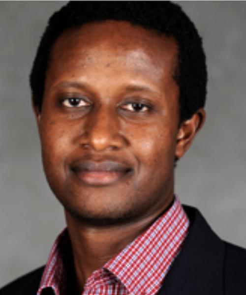 James Habyarimana headshot