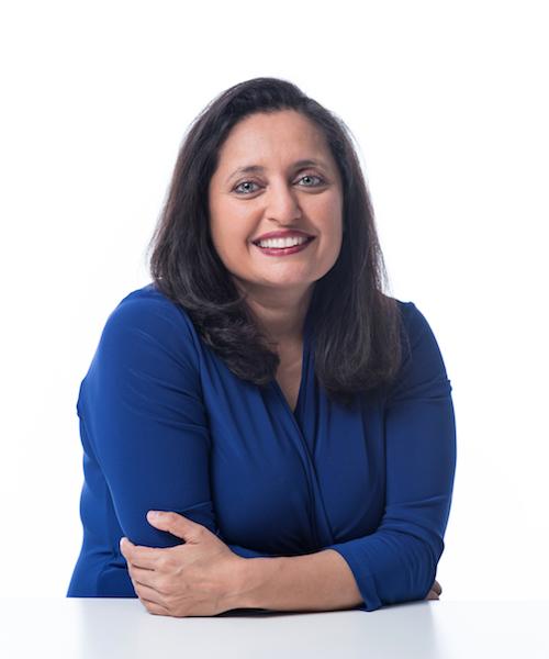 Sonal Shah headshot