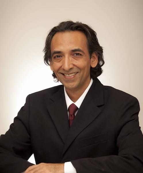 Mohammed Reza Pirbhai headshot