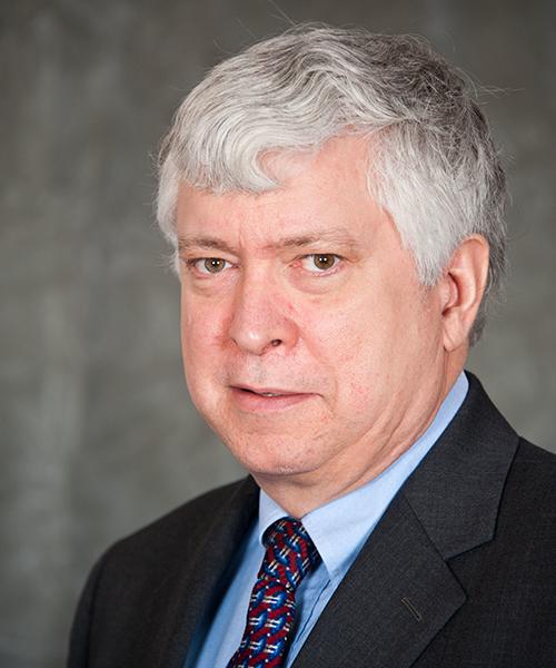R. Kent Weaver headshot