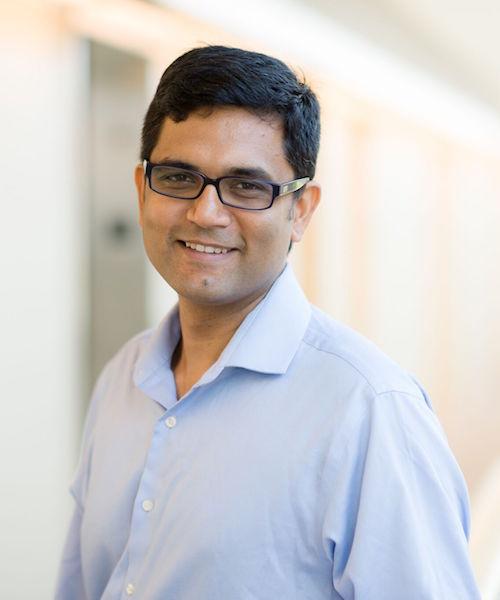 Rajesh Veeraraghavan headshot