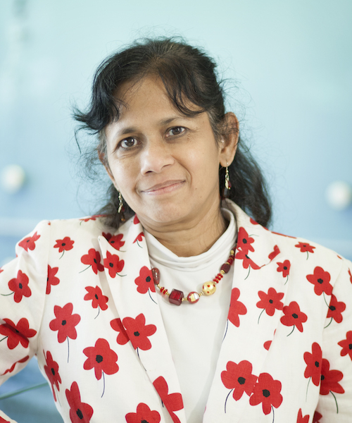 Sona Vasudevan headshot