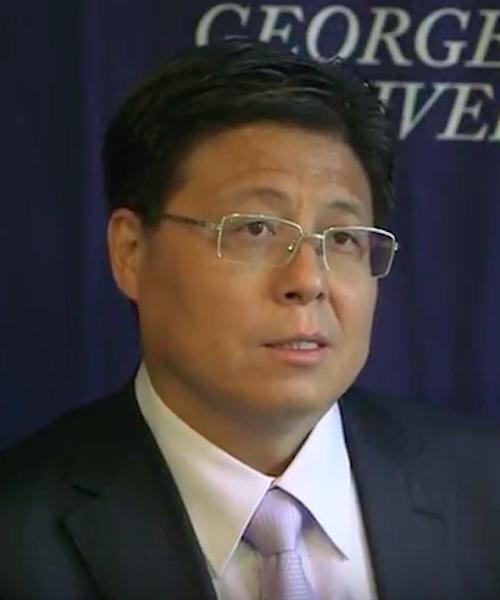 Qi Shaozhou portrait