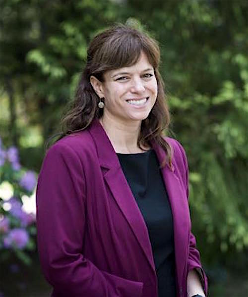 Rebecca Katz headshot