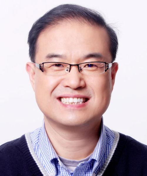 Zhang Linqi portrait