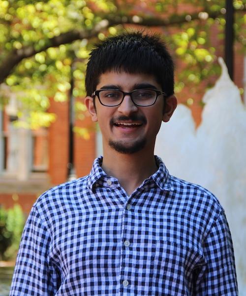 Arjun Mehrotra headshot