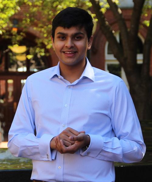 Dhruv Madhav Johri headshot
