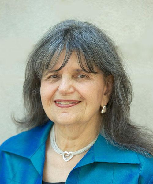 Phyllis Magrab headshot