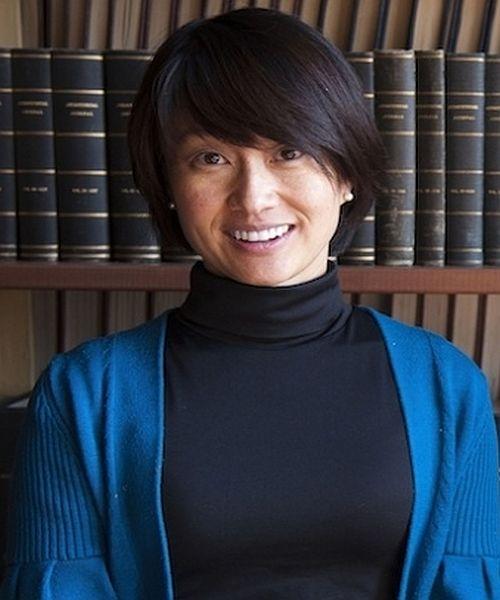 Jennifer Huang Bouey portrait