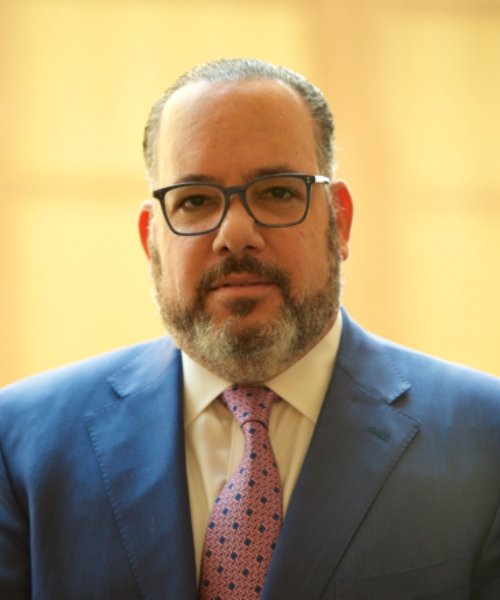 José Rafael Yunén headshot