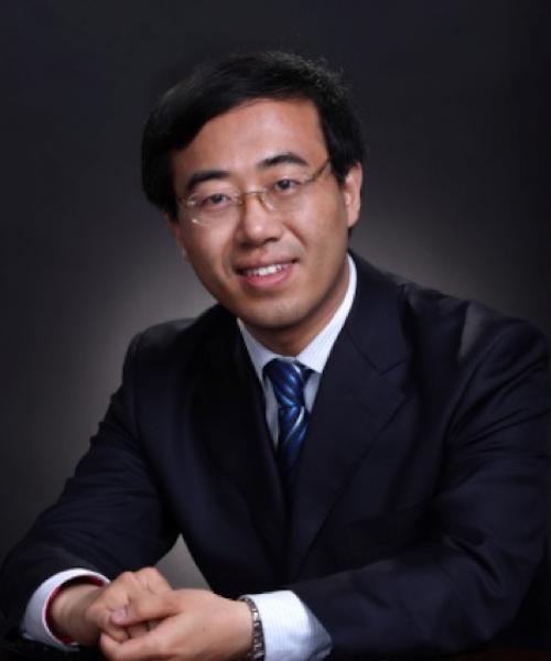 Liang Zheng portrait