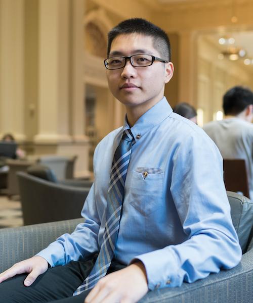 Danny Li portrait