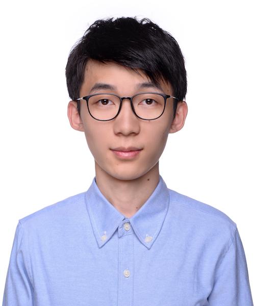 Junming Cui portrait