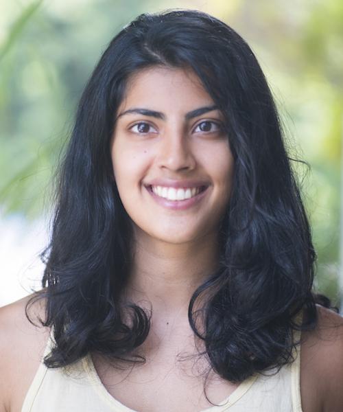Lakshmi Iyengar portrait