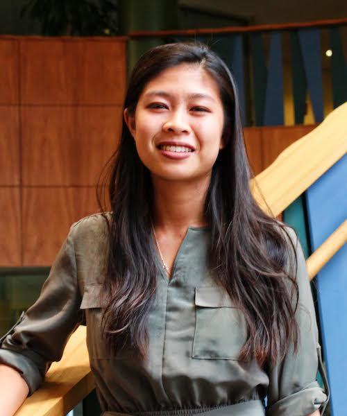 Angela Wong headshot