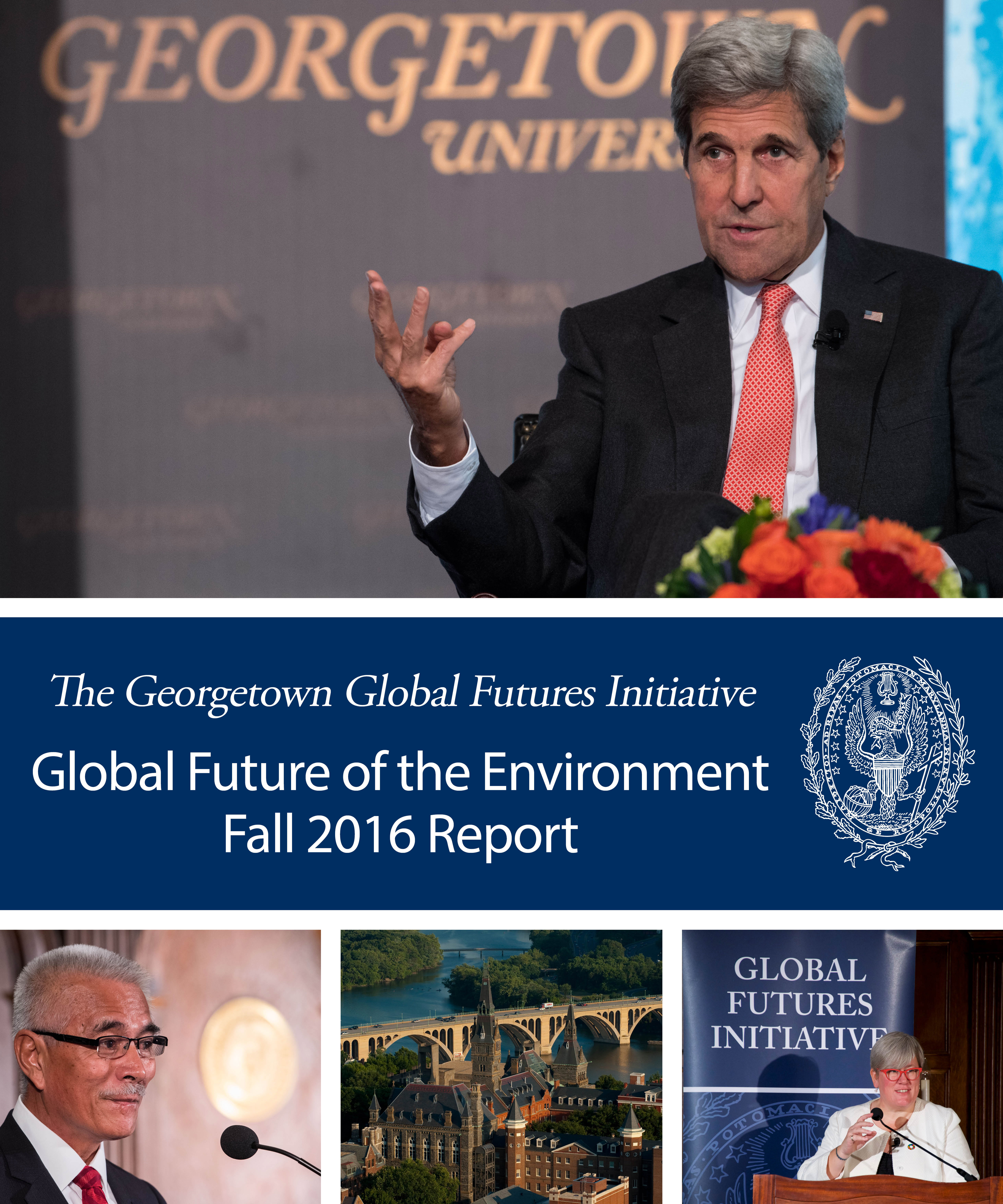 Global Future of the Environment Fall 2016 Report