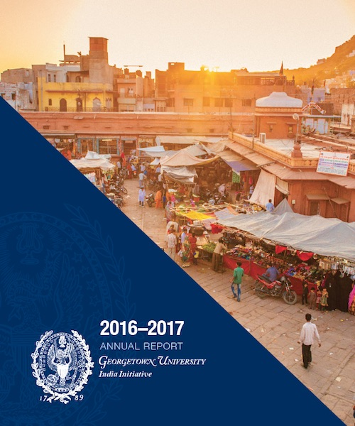 India Initiative Annual Report 2016-2017