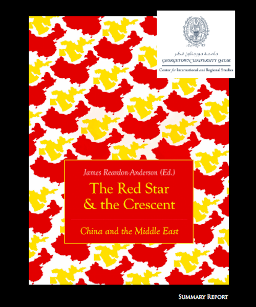 The Red Star and the Crescent: China and the Middle East Working Group Summary Report