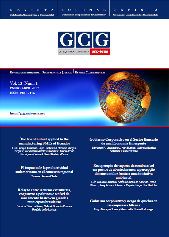 cover of GCG Journal, Volume 13