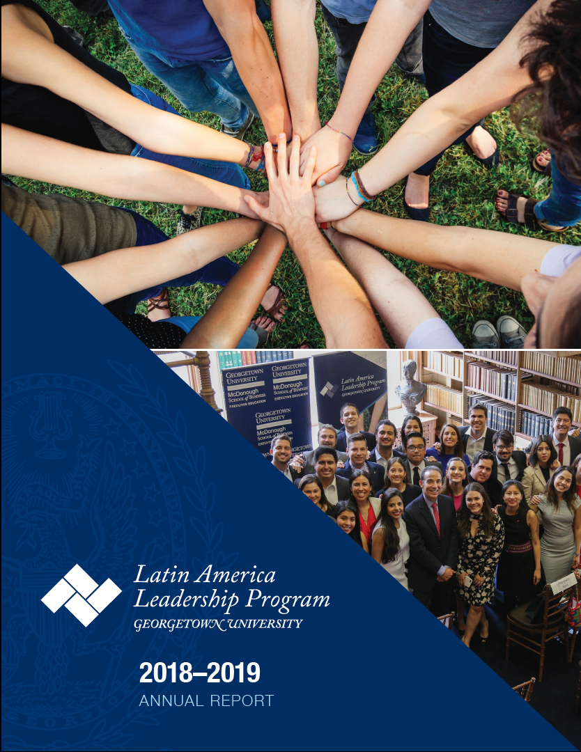 LALP 2018-2019 Annual Report Cover
