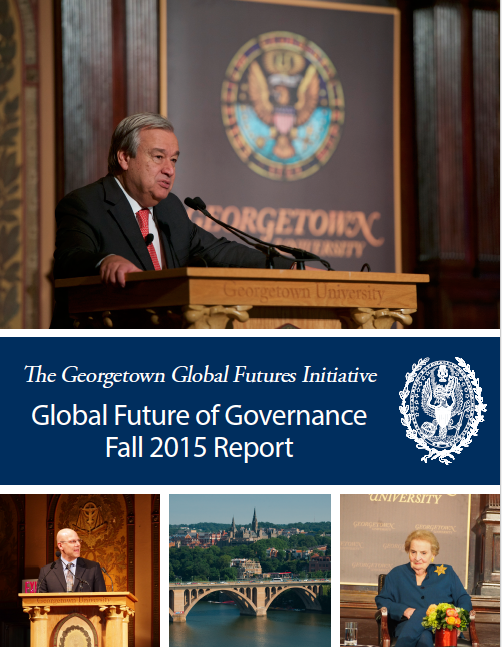 Global Future of Governance Fall 2015 Report