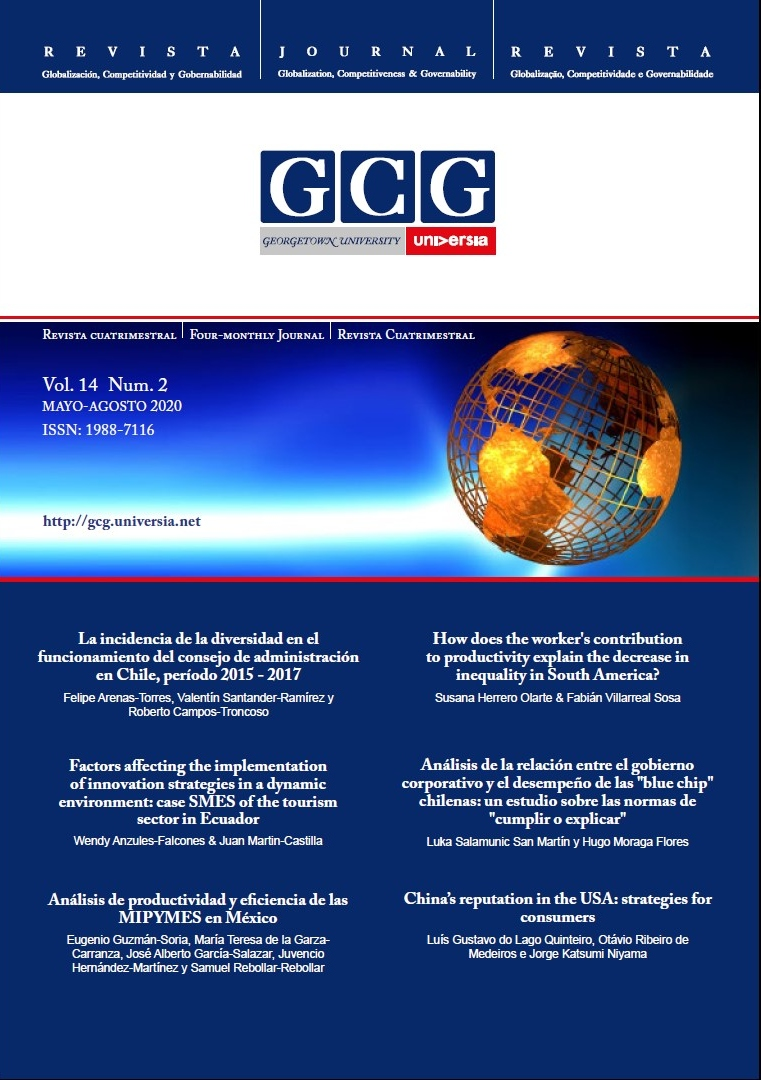 Cover GCG Journal, Volume 14 Issue 2