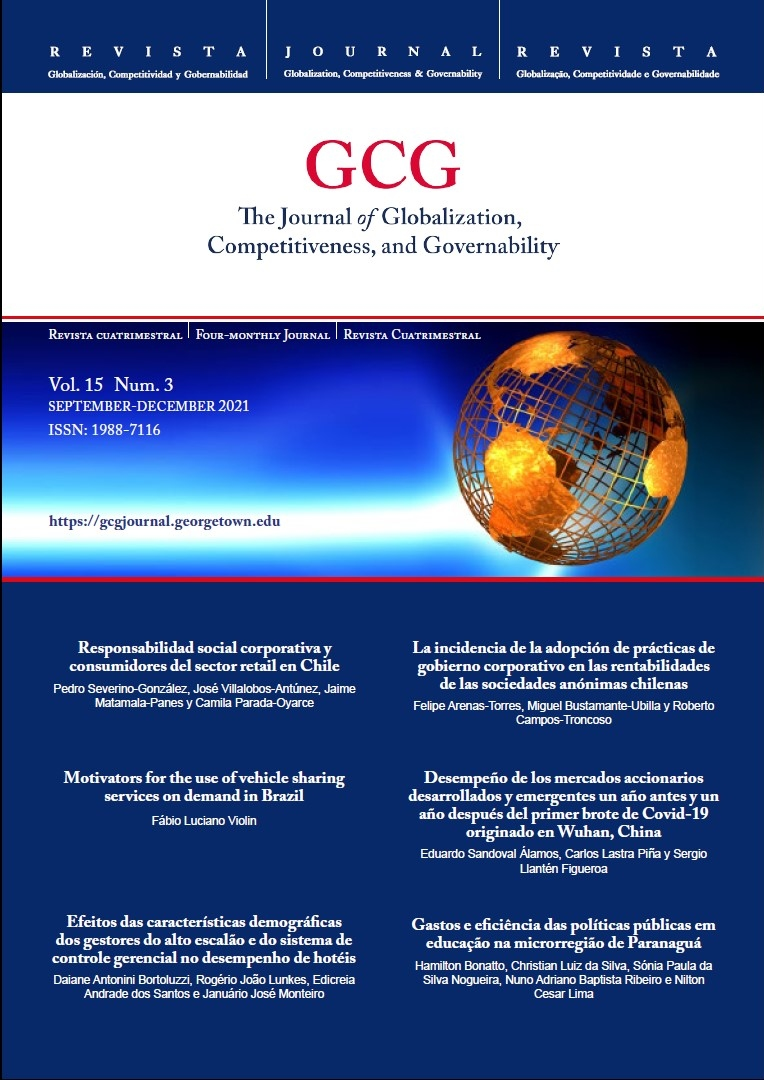 GCG Journal Volume 15 Number 3