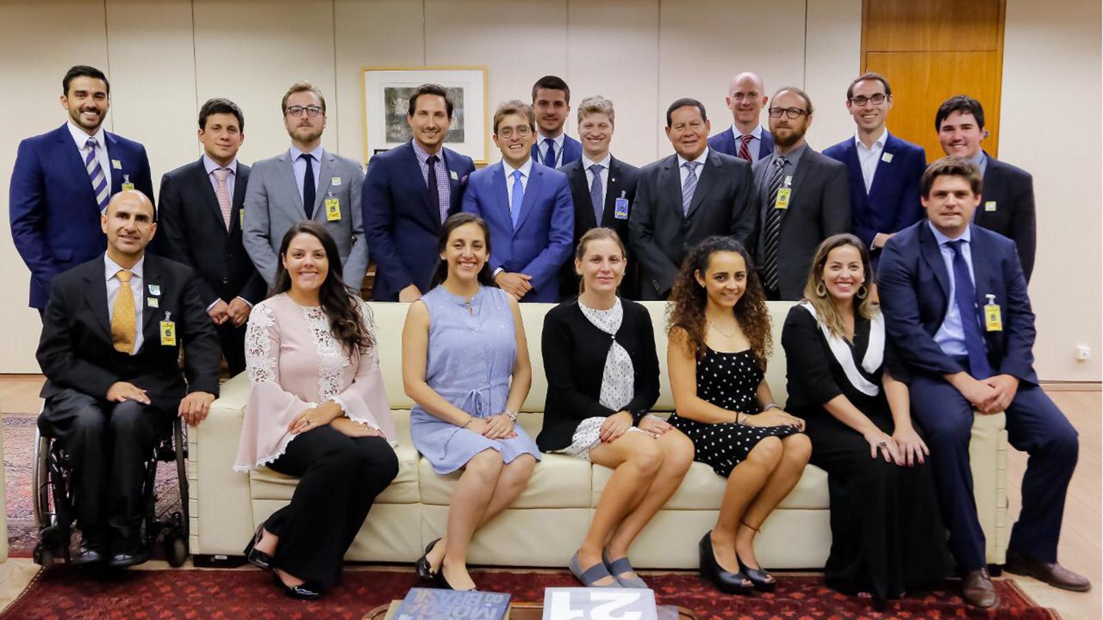 GCL 2019 alumni reunion in Brazil