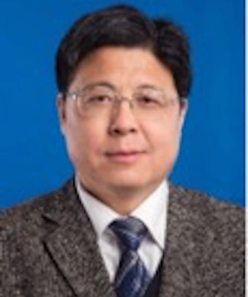 Professor Qi Shaozhou bio photo.