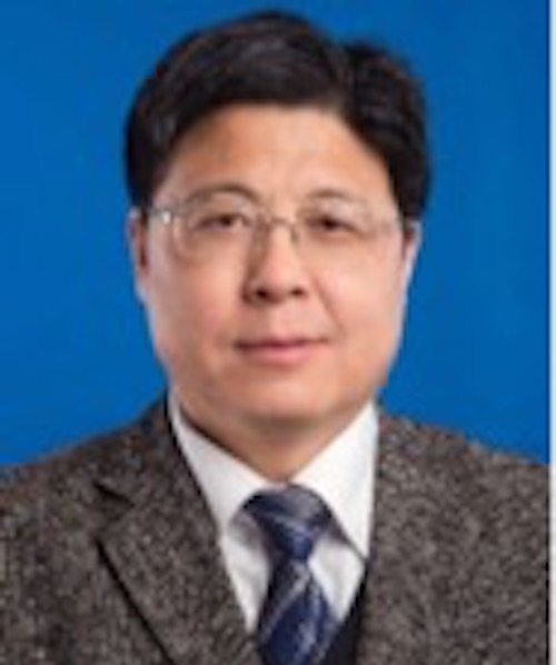 Professor Qi bio photo.