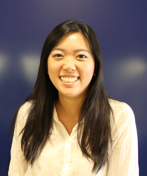 Cynthia Wang, 2017-2018 US-China Student Fellow