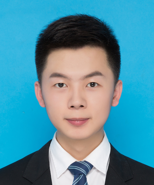 Haile Chen, 2017-2018 US-China Student Fellow