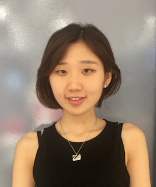 Hongjin Xu, 2017-2018 US-China Student Fellow