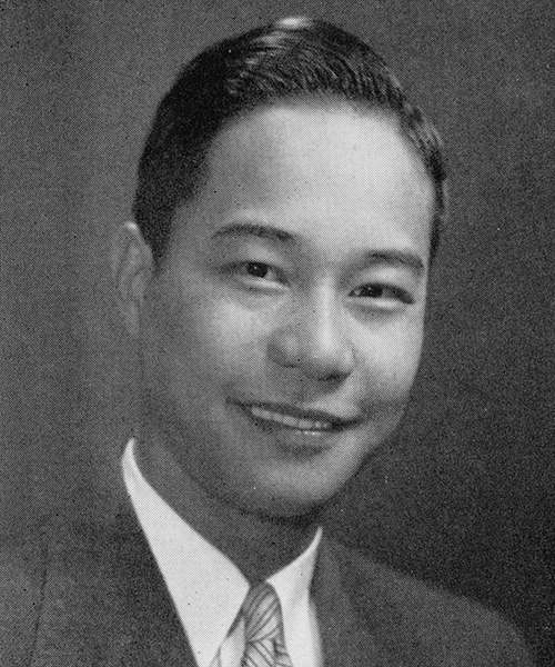 Portrait of Ramon Kan