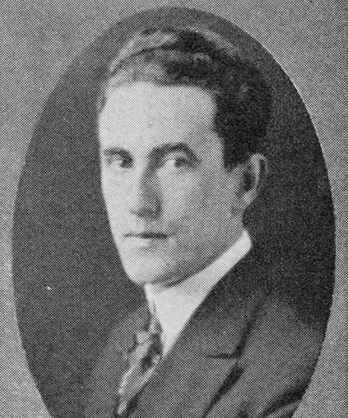 Portrait of Richard P. Butrick