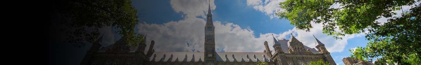 Roof of Healy Hall