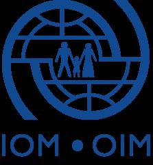 Iom logo iom blue with accronyms (iom   oim)