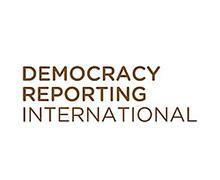 Democracy reporting intl logo