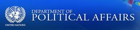 Un department of political affairs 275x60